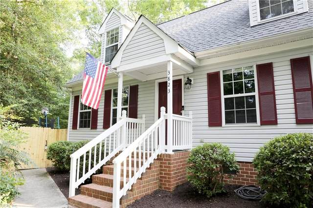 3823 Fox Hollow, James City County, VA 23188 (#10328931) :: Upscale Avenues Realty Group