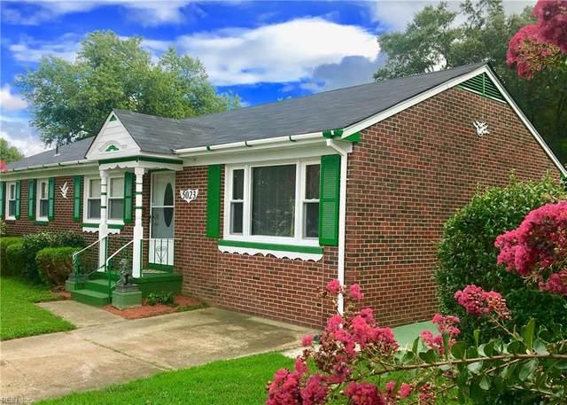 5023 Cay St, Hampton, VA 23605 (#10332490) :: RE/MAX Central Realty