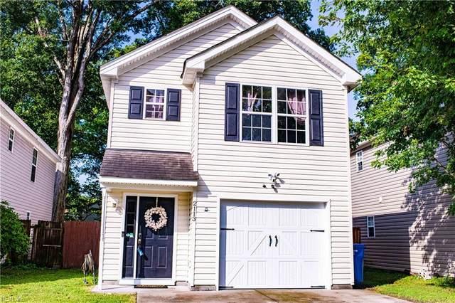 2113 Sparrow Rd, Chesapeake, VA 23320 (#10334767) :: Rocket Real Estate