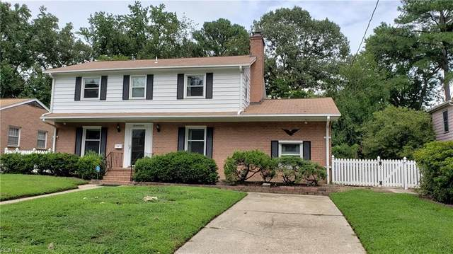 17 Cale Cir, Newport News, VA 23606 (#10335507) :: Encompass Real Estate Solutions