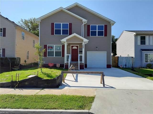 7489 Hughart St, Norfolk, VA 23505 (#10340464) :: Momentum Real Estate