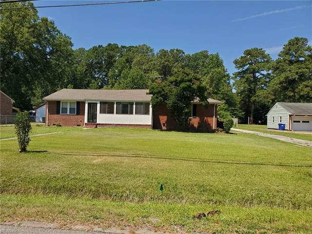 3520 Wright Rd, Portsmouth, VA 23703 (#10343261) :: Berkshire Hathaway HomeServices Towne Realty