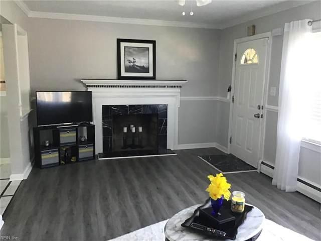 2204 N Armistead Ave, Hampton, VA 23666 (#10344204) :: Abbitt Realty Co.