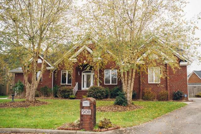 908 Freers Ct, Chesapeake, VA 23322 (#10347467) :: Atkinson Realty