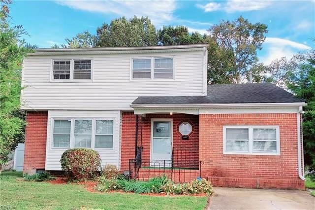 907 Newport News Ave, Hampton, VA 23661 (#10347745) :: Atkinson Realty