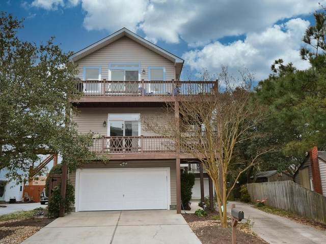 3785 Jefferson Blvd A, Virginia Beach, VA 23455 (#10357386) :: Tom Milan Team