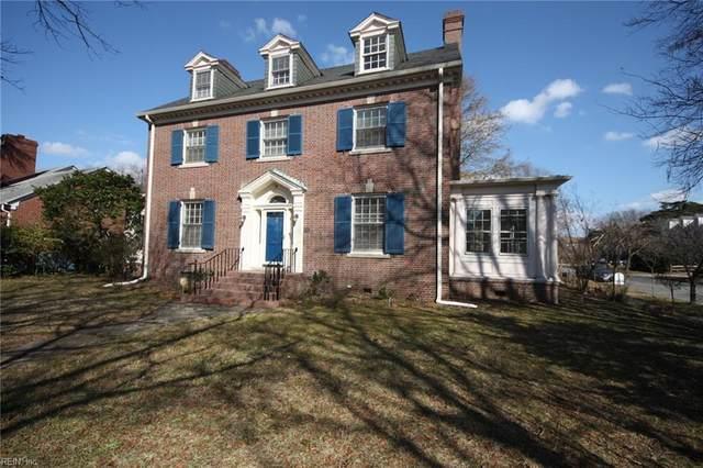 6600 Huntington Ave, Newport News, VA 23607 (#10358947) :: RE/MAX Central Realty
