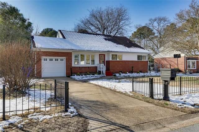 421 Saddle Rock Rd, Norfolk, VA 23502 (#10359423) :: Crescas Real Estate