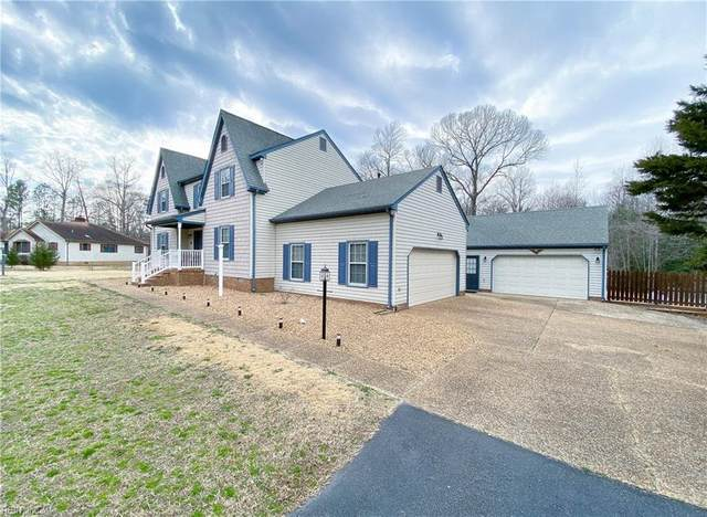 112 Arabian Trl, Isle of Wight County, VA 23430 (#10365460) :: Abbitt Realty Co.