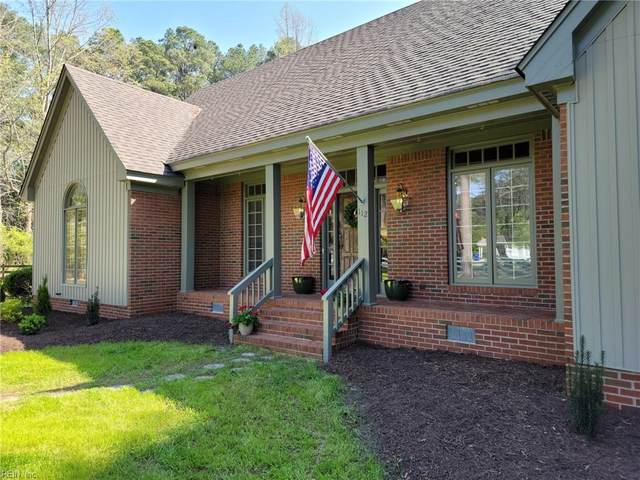 112 Sunset Dr, Franklin, VA 23851 (#10370800) :: Verian Realty