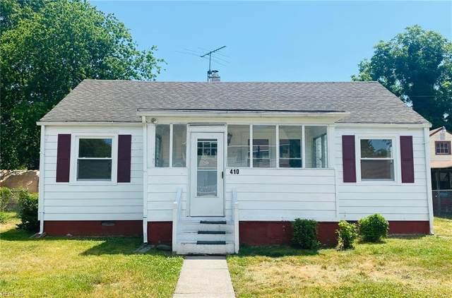 410 Alleghany Rd, Hampton, VA 23661 (#10377844) :: Berkshire Hathaway HomeServices Towne Realty
