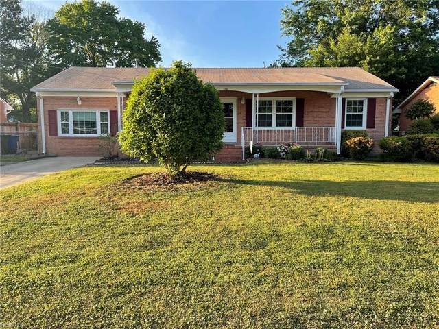 174 Hawthorne Dr, Newport News, VA 23602 (#10378736) :: RE/MAX Central Realty