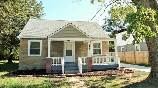 434 Glendale Rd, Hampton, VA 23661 (#10406639) :: Heavenly Realty
