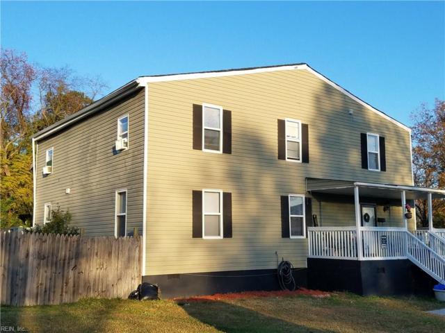 116 Beechwood Ave, Newport News, VA 23607 (#10164968) :: The Kris Weaver Real Estate Team