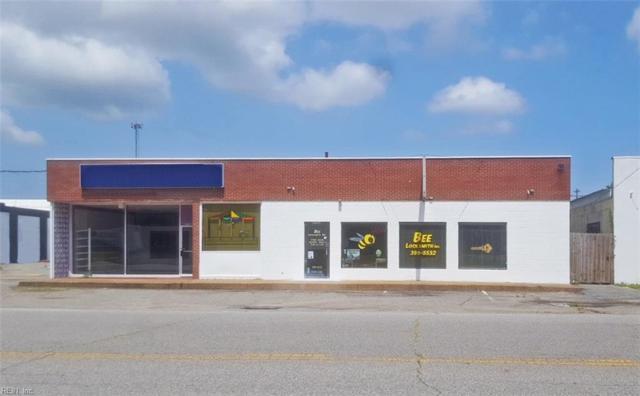 3558 Western Branch Blvd, Portsmouth, VA 23707 (#10197677) :: Atkinson Realty