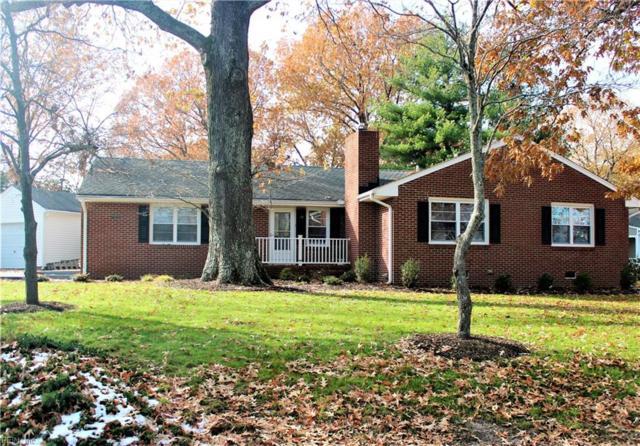7402 Camp Okee Dr, Gloucester County, VA 23062 (#10216529) :: Austin James Real Estate