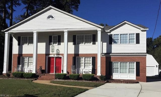 106 Kelsor Dr, Poquoson, VA 23662 (#10220487) :: Berkshire Hathaway HomeServices Towne Realty