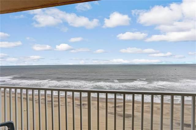 303 Atlantic Ave #1305, Virginia Beach, VA 23451 (MLS #10240136) :: Chantel Ray Real Estate