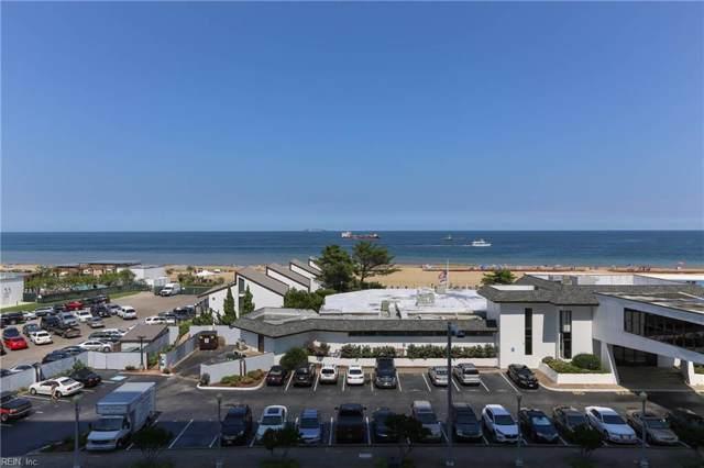 4004 Atlantic Ave #509, Virginia Beach, VA 23451 (#10275507) :: Rocket Real Estate