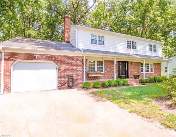 113 Lee Ave, Poquoson, VA 23662 (#10277837) :: Abbitt Realty Co.