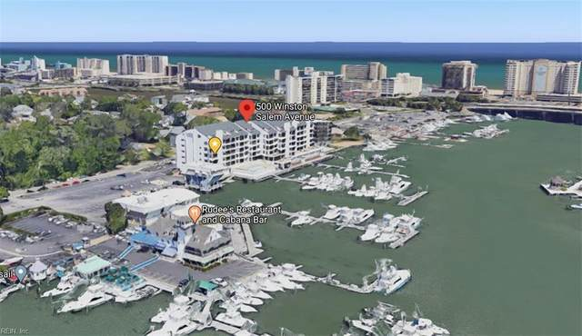 500 Winston Salem Ave #310, Virginia Beach, VA 23451 (#10300630) :: Atlantic Sotheby's International Realty