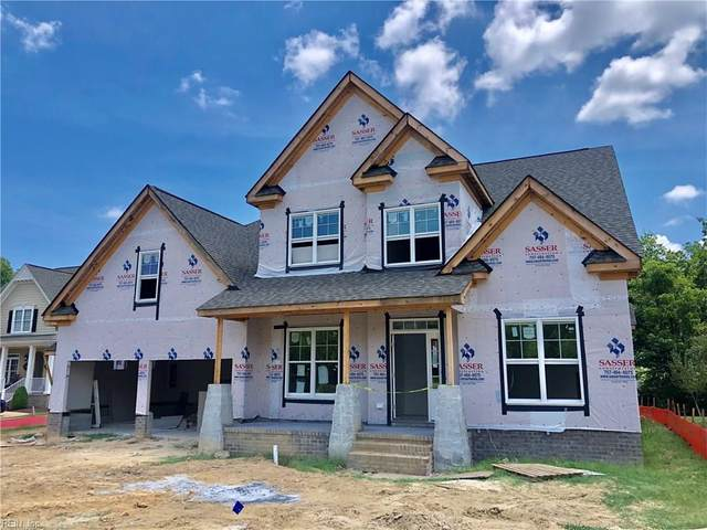 105 Colonial Way, Isle of Wight County, VA 23314 (#10315056) :: Berkshire Hathaway HomeServices Towne Realty