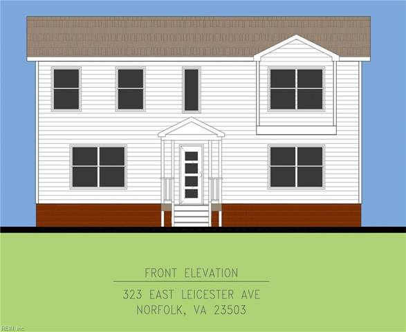 323 E Leicester Ave, Norfolk, VA 23503 (#10319329) :: Momentum Real Estate