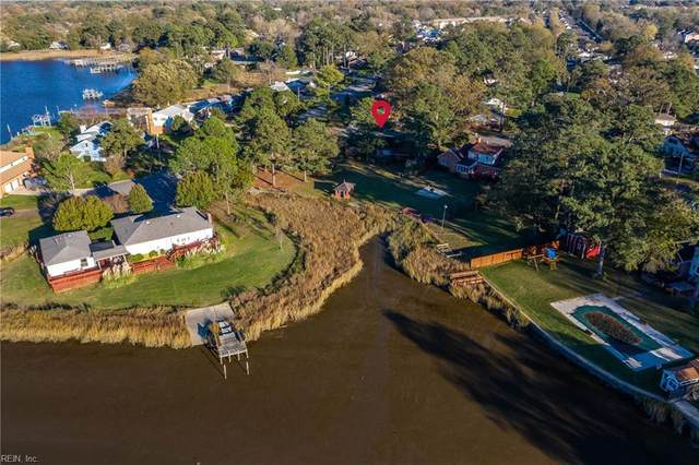 4 Eagle Point Rd, Hampton, VA 23669 (#10342832) :: Berkshire Hathaway HomeServices Towne Realty