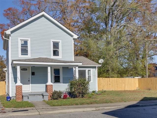 952 Baltimore St, Norfolk, VA 23505 (#10351044) :: Atkinson Realty