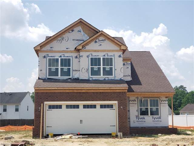 11414 Lena Rose St, Isle of Wight County, VA 23487 (#10355889) :: Berkshire Hathaway HomeServices Towne Realty
