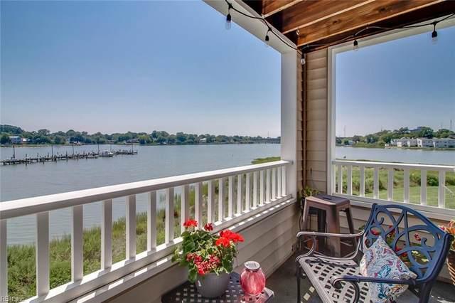 215 Island Cove Ct B, Hampton, VA 23669 (#10393753) :: Austin James Realty LLC