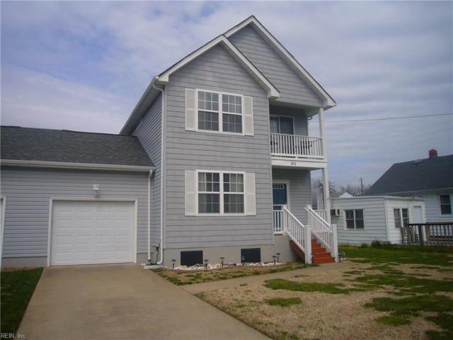 251 N First St, Hampton, VA 23664 (#10187461) :: The Kris Weaver Real Estate Team