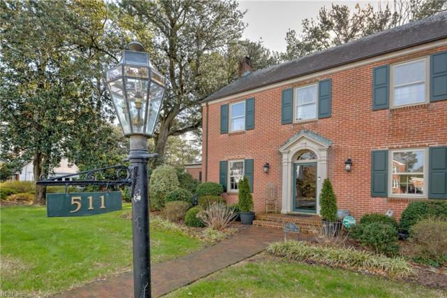 511 Talbot Hall Rd, Norfolk, VA 23505 (#10236167) :: Atkinson Realty