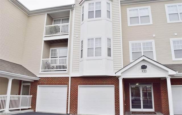522 Knolls Drive #306, Newport News, VA 23602 (#10305442) :: Atlantic Sotheby's International Realty