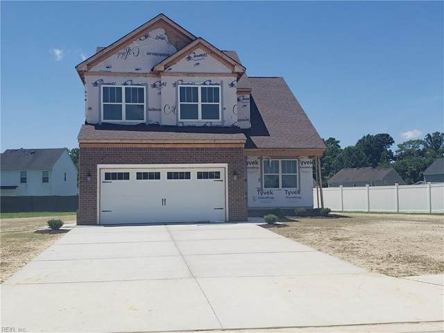 11414 Lena Rose St, Isle of Wight County, VA 23487 (#10355889) :: RE/MAX Central Realty