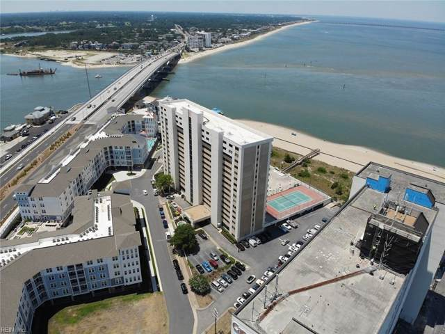 3300 Ocean Shore Ave #1402, Virginia Beach, VA 23451 (#10268608) :: Austin James Realty LLC