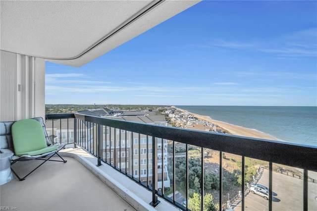 3558 Shore Dr #1010, Virginia Beach, VA 23455 (#10349297) :: Judy Reed Realty