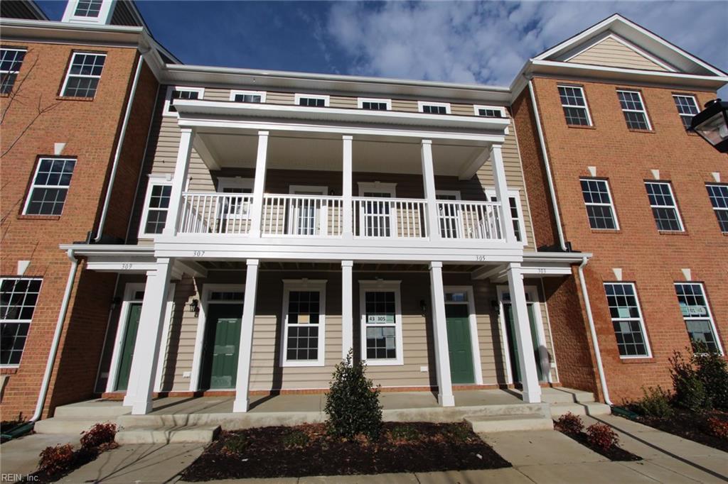 305 Fountain Way #43, Hampton, VA 23666 (#10110304) :: Rocket Real Estate