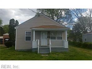 2509 Evergreen Pl, Portsmouth, VA 23452 (#10129962) :: Hayes Real Estate Team