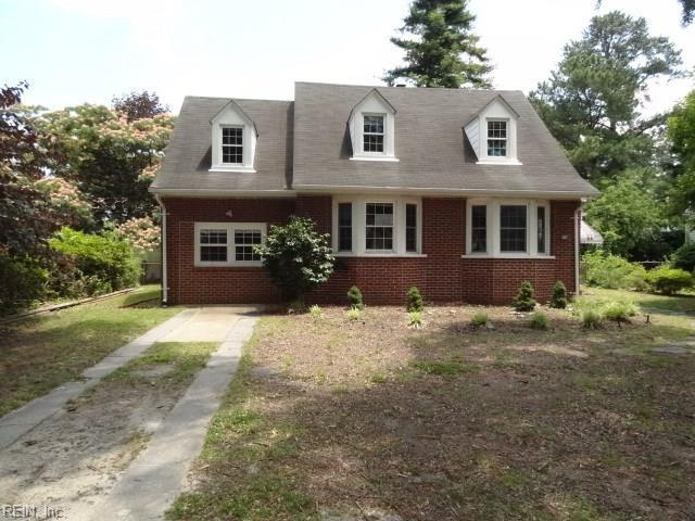 8720 Semmes Ave, Norfolk, VA 23503 (#10134204) :: RE/MAX Central Realty