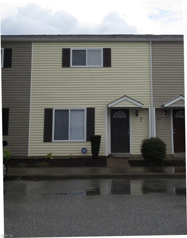 163 Jenness Ln B, Newport News, VA 23602 (#10135280) :: Green Tree Realty Hampton Roads