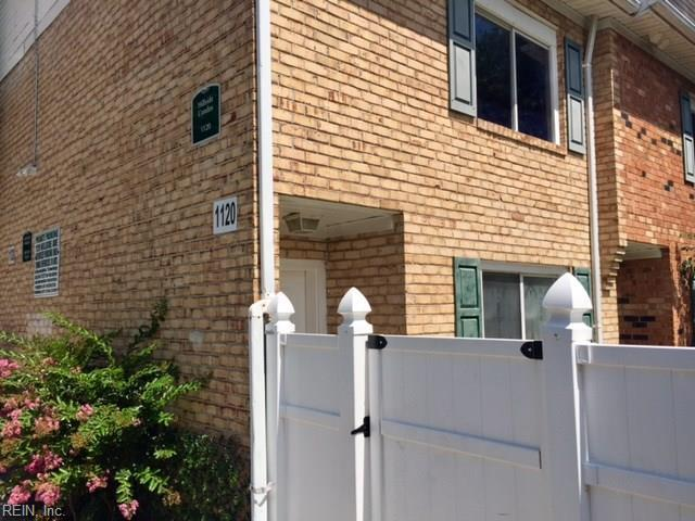 1120 Hillside Ave #6, Norfolk, VA 23503 (#10141117) :: Berkshire Hathaway Home Services Towne Realty