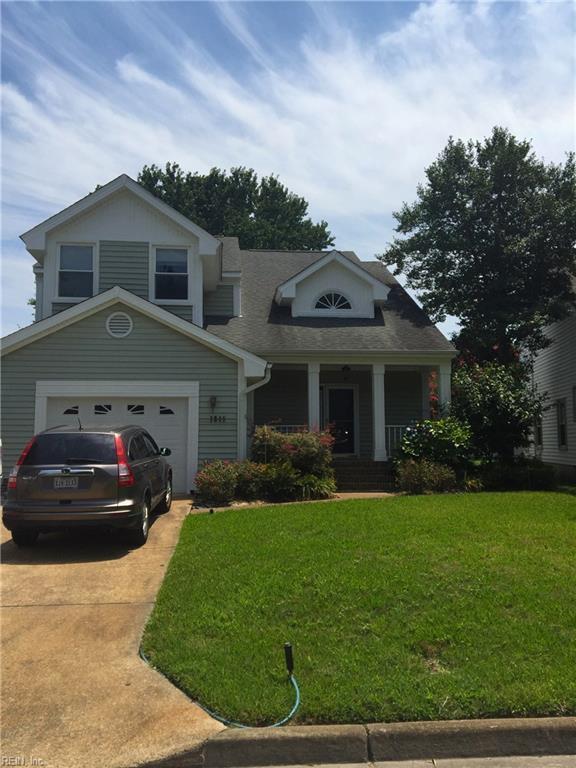 1011 Brandon Quay, Chesapeake, VA 23320 (#10141248) :: Hayes Real Estate Team