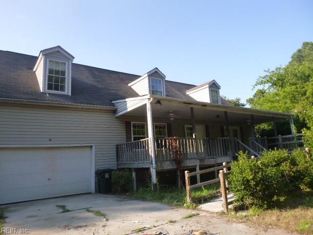1085 Poquoson Ave, Poquoson, VA 23662 (#10144867) :: Green Tree Realty Hampton Roads