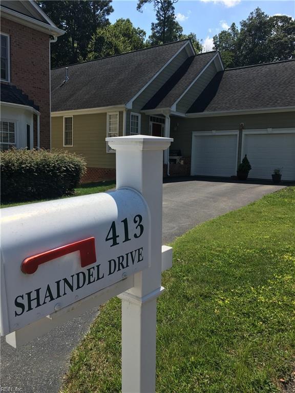 413 Shaindel Dr, Williamsburg, VA 23185 (#10145064) :: RE/MAX Central Realty