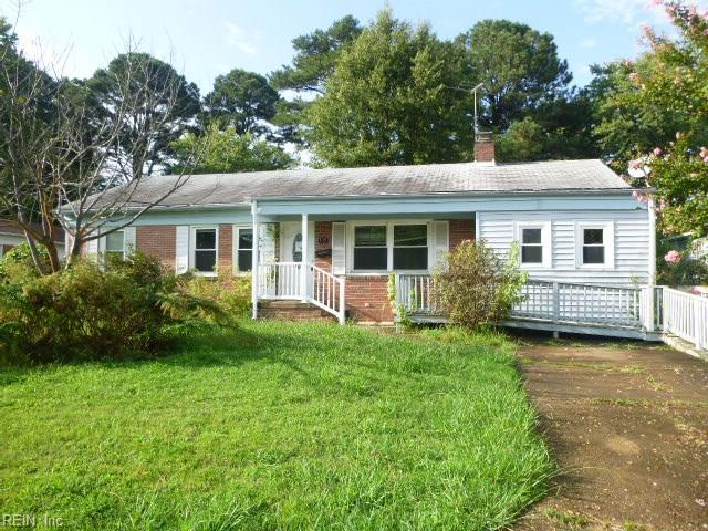 109 Deal Dr, Newport News, VA 23608 (#10145697) :: Abbitt Realty Co.