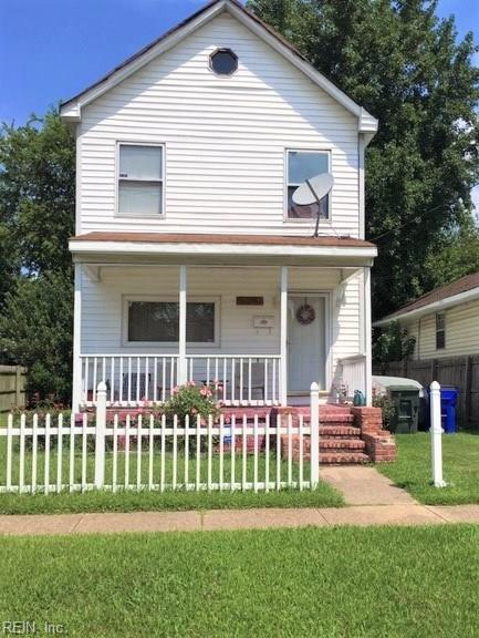 1336 W 41st St W, Norfolk, VA 23508 (#10146089) :: Green Tree Realty Hampton Roads