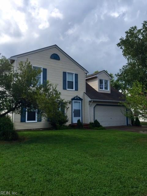 2537 Townfield Ln, Virginia Beach, VA 23454 (#10146223) :: Green Tree Realty Hampton Roads