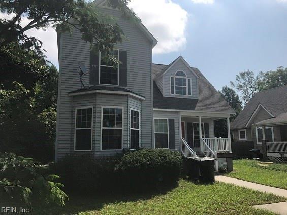 662 Greenbriar Ave, Hampton, VA 23661 (#10151138) :: Hayes Real Estate Team
