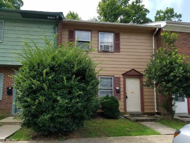 410 Savage Dr E, Newport News, VA 23602 (MLS #10152515) :: Chantel Ray Real Estate